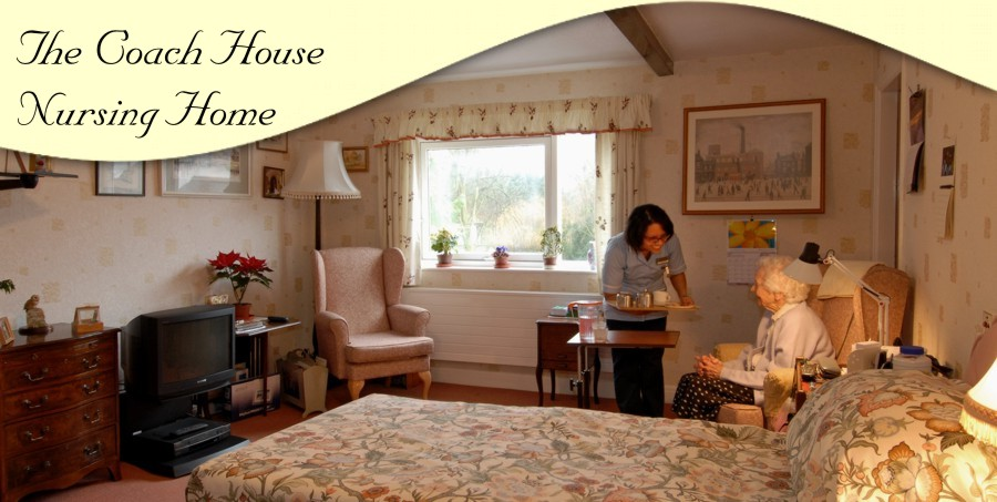 The Coach House Nursing Home, Ripon - Bedrooms