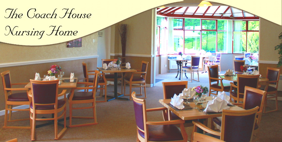 The Coach House Nursing Home, Ripon - Dining Room